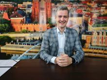 Maciej Kochański - na Uniwersytecie najwięcej chętnych na medycynę, najmniej na matematykę