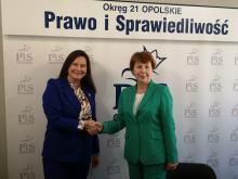 Krystyna Duda zasiądzie w Radzie Miasta Opola