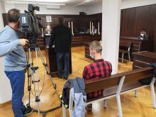 Groził i wyzywał dziennikarzy TVP3 Opole - stanął przed sądem