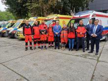 Dziś Dzień Ratownictwa Medycznego. Sławomir Kłosowski podziękował ratownikom za oddaną pracę