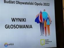 Znamy zwycięskie projekty Budżetu Obywatelskiego na 2022 rok