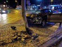 Wypadek na skrzyżowaniu w Opolu. Sprawca nietrzeźwy