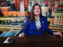 Violetta Porowska - o wielkich pieniądzach dla samorządów