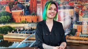Katarzyna Pawłowska - mistrzyni świata fryzjerów