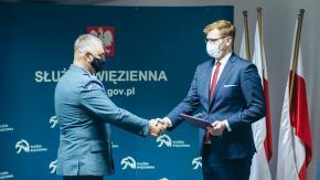 Zmiana na stanowisku Dyrektora Okręgowego Służby Więziennej w Opolu