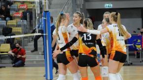 UNI Opole wygrywa spokojnie w Nowym Dworze Mazowieckim