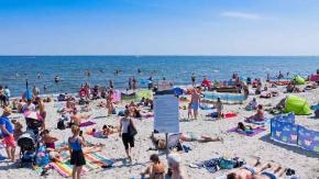 Za co można dostać mandat na plaży?