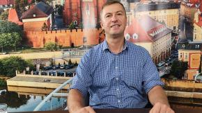 Piotr Koziol - dużo dobrego dzieje się w Talentowni
