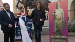"""""""Arkadiusz I Rozrzutny"""" - działacze Razem Opolskie chcą postawić pomnik prezydentowi"""
