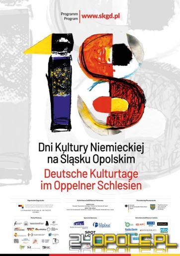 Miesiąc niemieckiej kultury już po raz 18