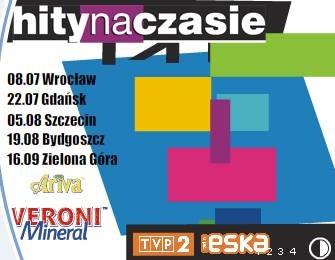 """Dziś we Wrocławiu """"Hity Na Czasie"""""""