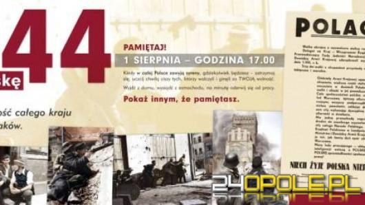 1 sierpnia 2007 - 63 lata po Powstaniu Warszawskim