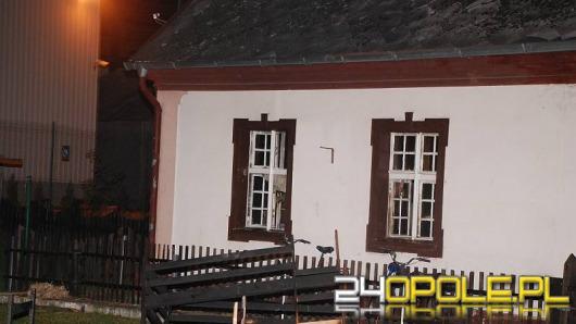 Spalony dom będzie remontowany