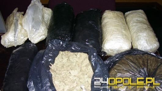 Policja rozbiła gang narkotykowy
