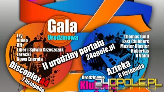 7-8 listopada - II urodziny 24opole.pl