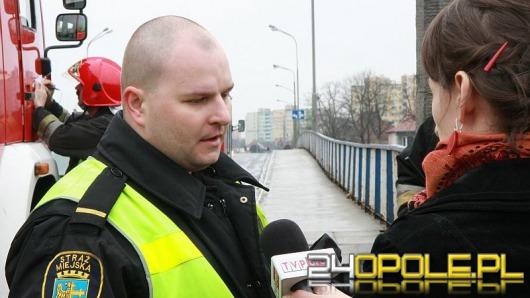 Strażnik miejski uratował tonącego 19-latka