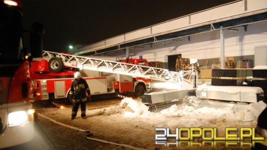Pracowity wieczór dla strażaków