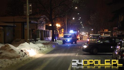 Wyciek gazu w Brzegu. Zamknięto jedną z ulic.