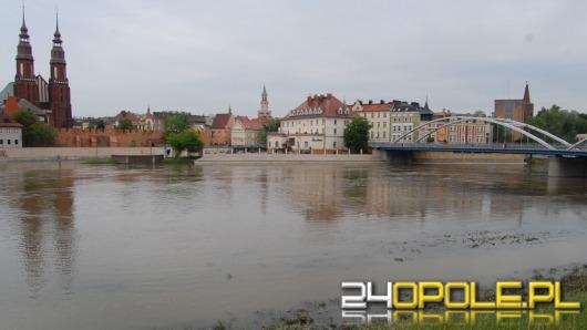 W Opolu odwołano alarm powodziowy
