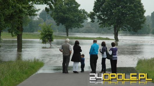 Wciąż podnoszą się stany wód na Opolszczyźnie