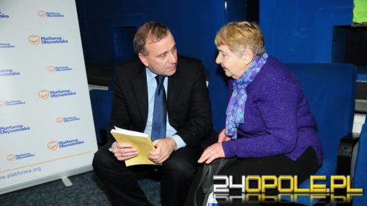 Marszałek Schetyna na konwencie Platformy Obywatelskiej