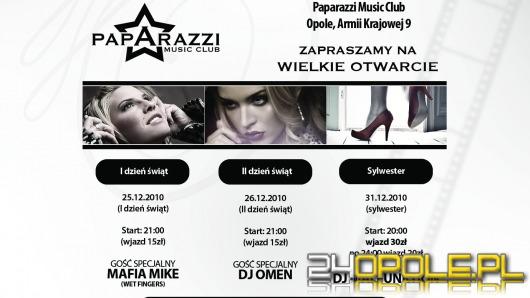 Paparazzi - nowy klub w Opolu