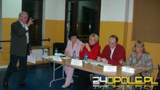 Mieszkańcy Groszowic spotkali się z radnymi