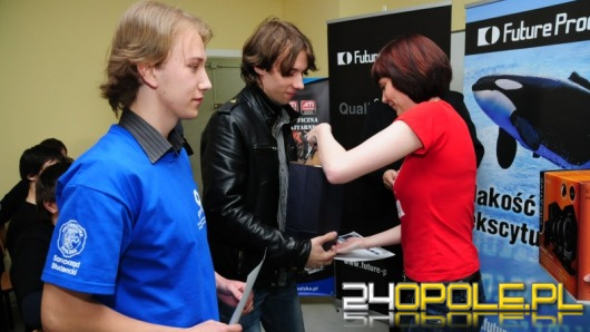 Zmagania informatyków na Politechnice Opolskiej