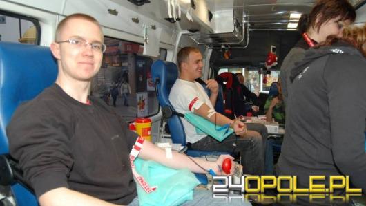 Oddaj krew na Politechnice Opolskiej