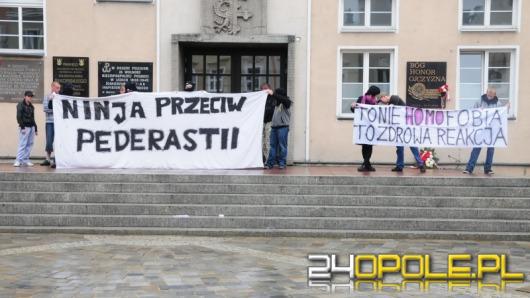 Dzień milczenia w Opolu po raz pierwszy