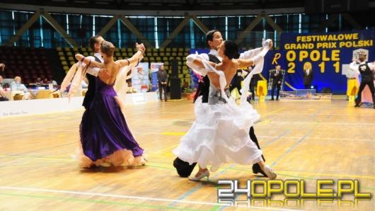 Taneczne zmagania w hali Okrąglak