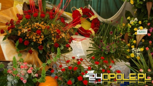 Wielkie święto kwiatów w Otmuchowie