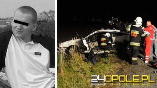 Sprawca tragicznego wypadku popełnił samobójstwo