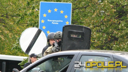Policjanci z Polski i Czech na wspólnych ćwiczeniach