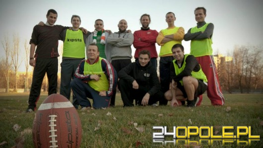 American Football, nowy sport w Opolu