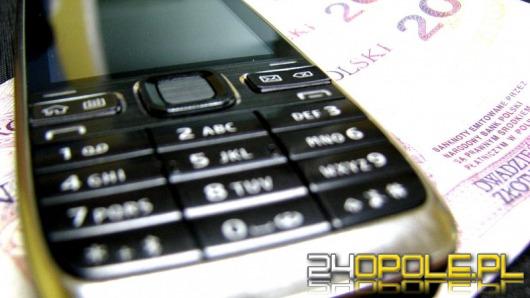 Uwaga, oszust wyłudza doładowania do telefonów