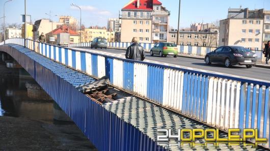Most przy ul. Niemodlińskiej wymaga remontu