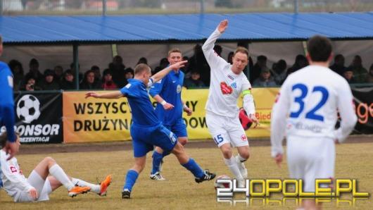 Ćwierćfinał Pucharu Polski. Ruch Zdzieszowice przegrał  1:4