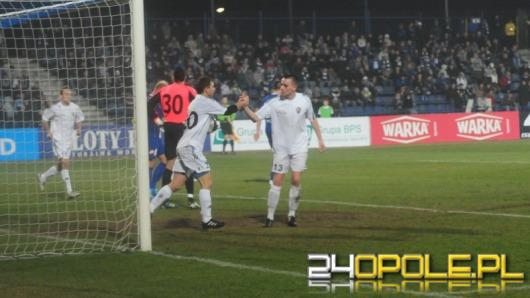 Ruch Zdzieszowice żegna się z Pucharem Polski