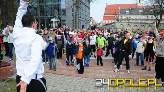 Tłumy opolan na trasie Podbiegów 2012