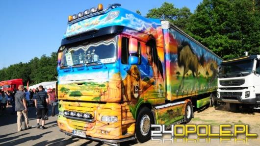 MasterTruck 2012 - tuningowane ciężarówki, konkursy i piknik lotniczy