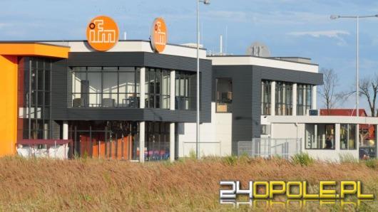 Jest pierwsza fabryka w Opolskiej Strefie Ekonomicznej