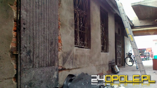 Po wybuchu w Oleśnie mieszkańcy szybko nie wrócą do domów