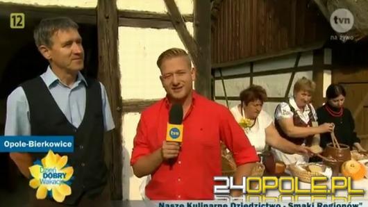Opolska wieś promuje się w telewizji