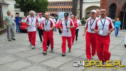 Opolscy biegacze pielgrzymują do Katynia