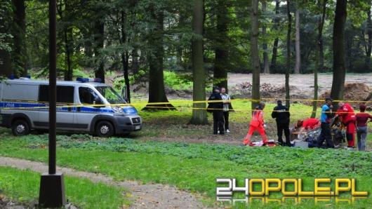 27-latek zastrzelił się w Chróścinie Opolskiej