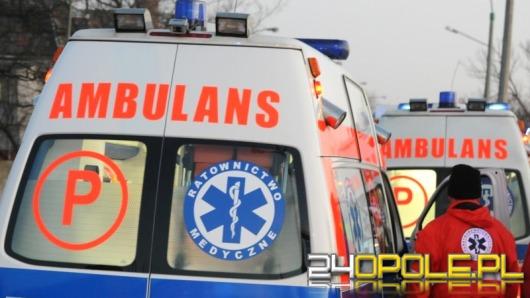 Kierowca audi potrącił kobietę z dzieckiem i uciekł
