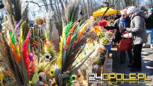 Tłumy Opolan odwiedziły wielkanocny jarmark w Bierkowicach