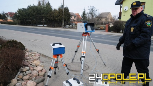Kontrola radarowa w gminie Lewin Brzeski? Wiemy kiedy i gdzie!