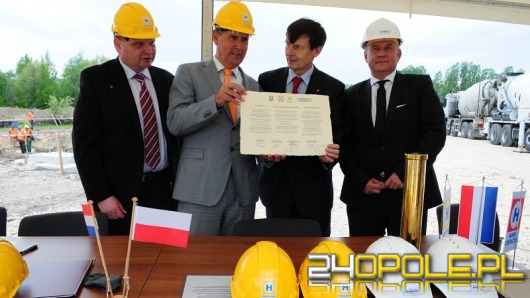 Firma HFG wybuduje na Metalchemie zakład za 20 milionów złotych